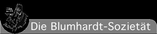 Blumhardt-Sozietät